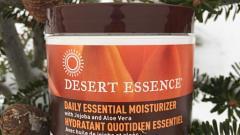 Отзыв: Доступное увлажнение от Desert Essence