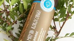 Отзыв: Натуральный кокосовый шампунь от Мануфактура Дом Природы