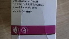 Отзыв: Неоправданная надежда - Жидкость для волос с ниимом Dr.Hauschka