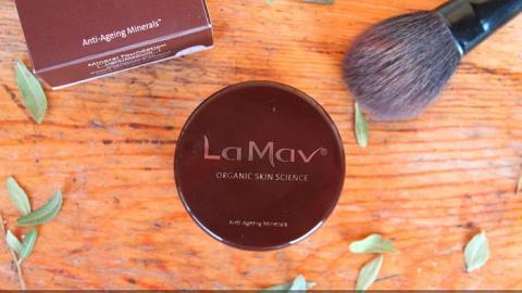 Отзыв: La Mav Минеральная омолаживающая пудра-основа SPF 15 Light/Medium