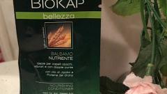 Отзыв: Кондиционер питательный для волос с маслом Жожоба и протеинами Пшеницы BioKap
