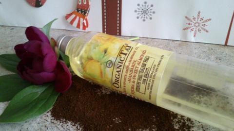 Отзыв: Масло для тела и спортивного аромамассажа «Мандарин, жожоба и сладкий миндаль» Organic Tai