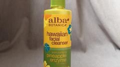 Отзыв: Гель для умывания Alba Botanica с энзимами ананаса и папайи