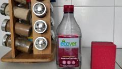 Отзыв от FominaOlesya: Жидкость для мытья посуды Гранат