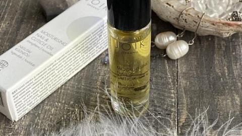 Отзыв: Увлажняющее масло для кутикул и ногтей с ароматом Лаванды и пряных трав от JOIK ORGANIC