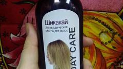 Отзыв: Масло для волос Шикакай от Day 2 Day Care