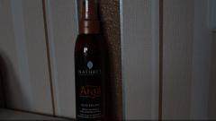 Отзыв: Масло-спрей для лица, тела и волос SPF-15 с Арганой и эсхансером Nature's