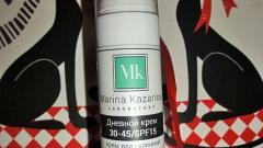 Отзыв: Дневной крем для склонной к сухости кожи лица 30-45 лет/SPF 15 Marina Kazarina