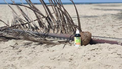 Отзыв от Lenore: Солнцезащитное масло для лица и тела SPF 15
