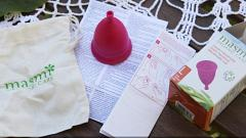 Отзыв от Stucha: Гигиеническая менструальная чаша размер L