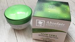 Отзыв: Мое знакомство с израильской органической косметикой. Крем дневной увлажняющий Aloe Vera, Absolute Organic.