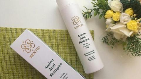 Отзыв от Polina: Био-шампунь для жирной  и нормальной кожи головы