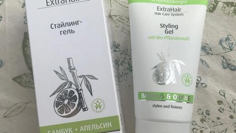 Отзыв: Три ленивые укладки с гелем от Schoenenberger для вьющихся волос