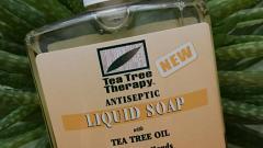 Отзыв: Антисептическое жидкое мыло Tea Tree Therapy с маслом чайного дерева
