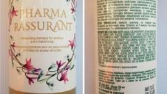 Отзыв: Увлажняющий шампунь PharmaRassurant (ФармаРатуран) для чувствительной и раздраженной кожи головы