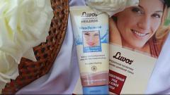 """Отзыв: Крем для умывания """"Luvos"""" - целебная глина на страже красоты и здоровья кожи"""