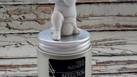 Отзыв: Свеча ароматическая AFFECTION от бренда True Alchemy