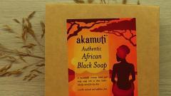 Отзыв: Сделано в Африке! Настоящее африканское черное мыло от Akamuti.
