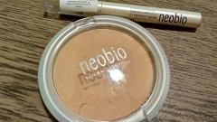 Отзыв: NeoBio - очень доступная натуральная декоративная косметика