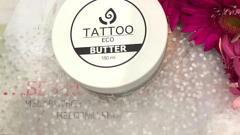 Отзыв: Крем-масло для татуировки Tattoo ECO с ароматом шоколада