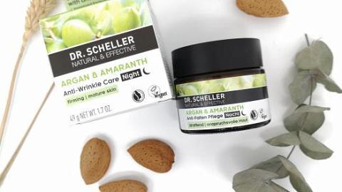 Отзыв: Ночной крем Dr. Scheller для требовательной кожи