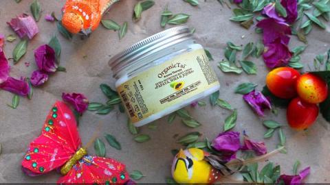 """Отзыв: Organic Tai Экстрапитательный крем для тела """"Папайя, Ши и Жожоба"""" - прекрасное увлажнение, чудесный аромат"""