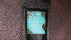 Отзыв от Irinka: Кофейный скраб для тела «Балтика», с цельным янтарём и янтарной пудрой
