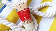 Отзыв: Ещё один крем для рук Sante, который мне понравился!