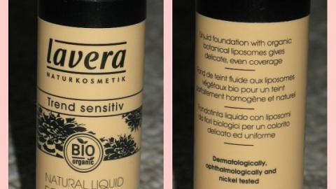 Отзыв: Тональная основа Lavera