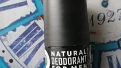Отзыв: Натуральный дезодорант ACTIVE с комплексом водорослей Черного моря Мануфактура Дом Природы