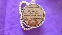 Отзыв: Маска с жемчугом от мыловарни Olga Soap