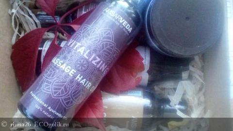 Отзыв:   Замечательное масло для красоты волос!