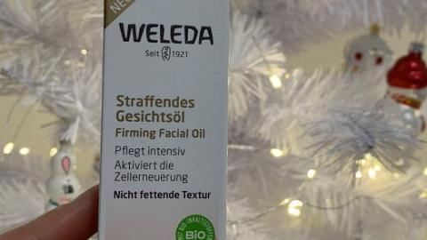 Отзыв: Гранатовое масло-лифтинг для лица Weleda