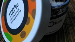 Отзыв: Скраб кофе+апельсин от ONME