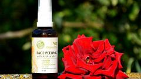 Отзыв от Мария: Пилинг для лица с АНА-кислотами для сухой и чувствительной кожи