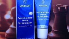 Отзыв: Увлажняющий мужской крем Weleda