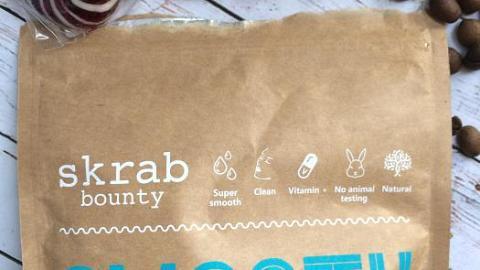 Отзыв: Органический скраб SMOOTH scrab bounty Helen Gold. Невероятно вкусный аромат и отличный эффект!