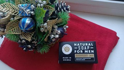 Отзыв: Натуральное мыло для бани и сауны для мужчин от Мануфактура Дом природы