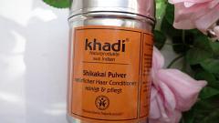 Отзыв: Как начать мыть голову реже и избавиться от перхоти и зуда? Порошок - маска для волос от Khadi вам точно поможет справиться с этими проблемами.