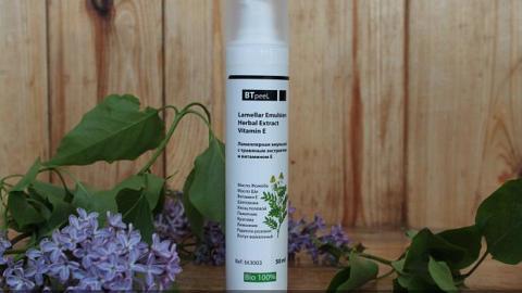 Отзыв: Btpeel Ламеллярная эмульсия с витамином Е и травяным экстрактом - средство, достойное внимания