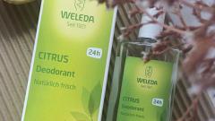 Отзыв: На что способен дезодорант от Weleda