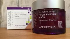 Отзыв: Фруктовая энзимная маска Bio-Active Berry Fruit Enzyme Mask от Andalou Naturals