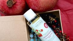 Отзыв: Разглаживающее масло для тела с Био-Гранатом и Q10 Logona