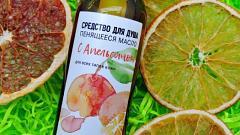 Отзыв: Гидрофильное масло для душа «Апельсин» Green Era