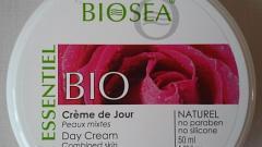 Отзыв: Дневной крем для комбинированной кожи лица BIOSEA Essentiel