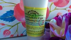 Отзыв: Крем для рук Карите и Франжипани Lemongrass House