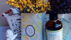 """Отзыв: Масло от растяжек интенсивное воздействие """"Bella mama oil"""" Baby Teva"""