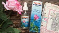 Отзыв: Розовая вода Hashmi  - в чем загадка?