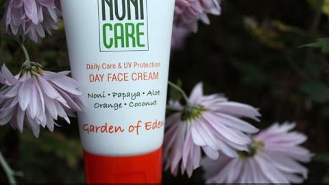 Отзыв: Дневной энергетический крем для лица с УФ-фильтром от Nonicare