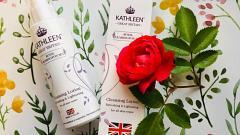 Отзыв: Очищающий лосьон от британской марки Kathleen